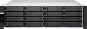 QNAP ES1686dc-2123IT-64G, Xeon D-2123IT, 32GB RAM regECC, 4x 10Gb SFP+, 3x Gb LAN, 3HE