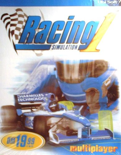 Racing Simulation 1 (German) (PC) -- via Amazon Partnerprogramm