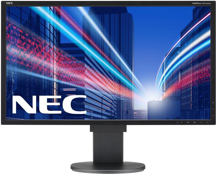 """NEC MultiSync EA244WMi black, 24"""" (60003414)"""