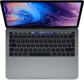 "Apple MacBook Pro 13.3"" Space Gray, Core i7-8569U, 8GB RAM, 512GB SSD [2019 / Z0WQ/Z0WR]"