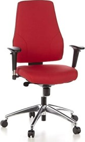 HJH Office Pro-Tec 200 Bürostuhl, rot (608020)