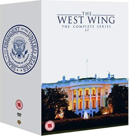 The West Wing Box (Season 1-7) (DVD) (UK)