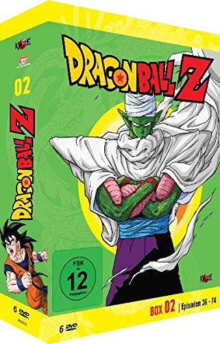 Dragonball Box  2 (Folgen 29-57) -- via Amazon Partnerprogramm