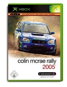 Colin Mc Rae Rally 2005 (German) (Xbox)
