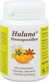 Huluna Nestmann cough pastilles, 60 pieces