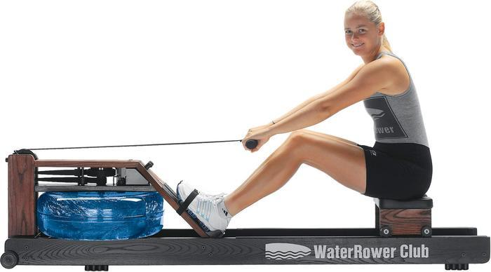 WaterRower Club-Sports rowing machine incl. S4 monitor