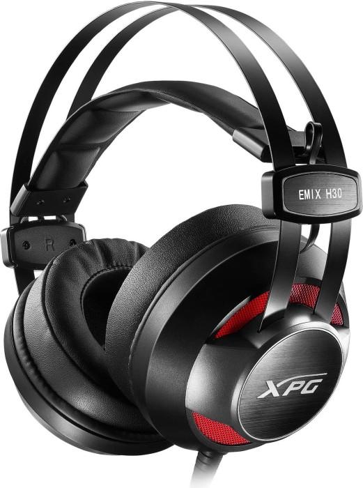 ADATA XPG EMIX H30 Gaming Headset + SOLOX F30 Verstärker schwarz