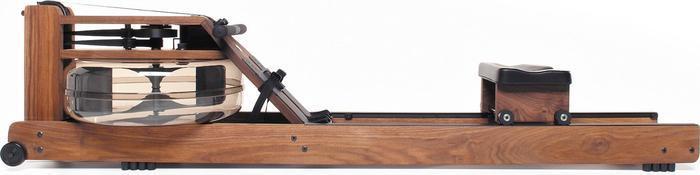 WaterRower walnut rowing machine