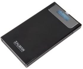 Zalman ZM-VE200 SE black, USB 2.0 micro-B/eSATA