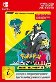 Pokémon: Schwert & Schild - Erweiterungspass (Download) (Switch)
