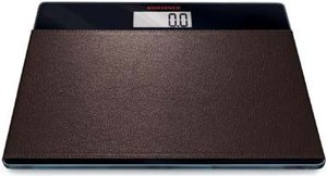 Soehnle Art Style Deep Brown electronic personal scale (63305)