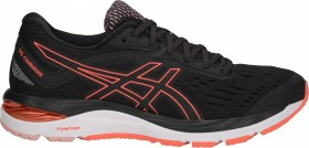 Asics Gel-Cumulus 20 black/flash coral (Damen) (1012A008-002)