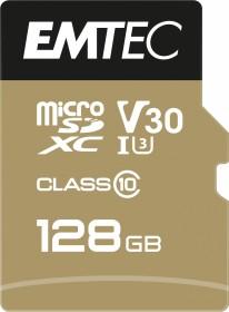 Emtec SpeedIN PRO R95/W85 microSDXC 128GB Kit, UHS-I U3, A1, Class 10 (ECMSDM128GXC10SP)