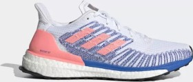 adidas Solar Boost ST 19 cloud white/light flash red/glory blue (Damen) (EE4322)