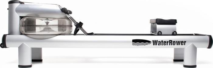 WaterRower M1 hi-rise rowing machine incl. S4 monitor