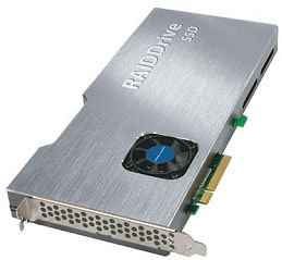 Super Talent RAIDDrive WS  256GB, PCIe 2.0 x8 (RDWS0-256G)