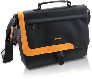 "Canyon CNR-NB15 12.1"" Tragetasche schwarz/orange"