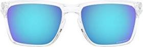 Oakley Sylas polished clear/prizm sapphire (OO9448-0457)