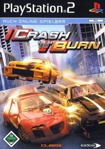 Crash 'n' Burn (German) (PS2)