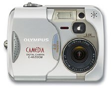 Olympus Camedia C-40 zoom