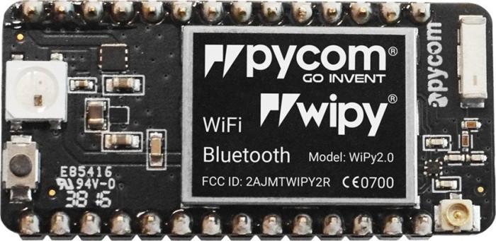 pycom wipy 2 0, Python IoT board (109110002)