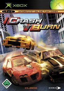 Crash 'n' Burn (niemiecki) (Xbox)
