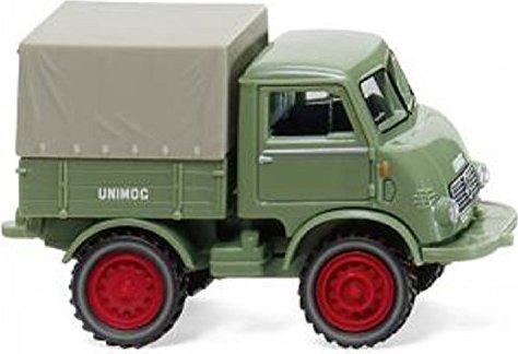 Neu hellgrün Wiking 036802-1//87  Unimog U 401