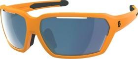 Scott Vector fire orange matt/blue chrome (250514-653)