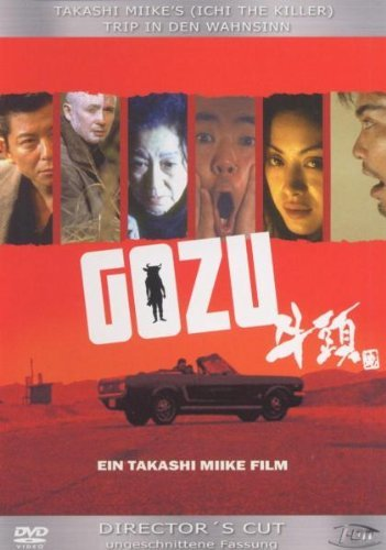 Gozu - Trip in den Wahnsinn -- via Amazon Partnerprogramm
