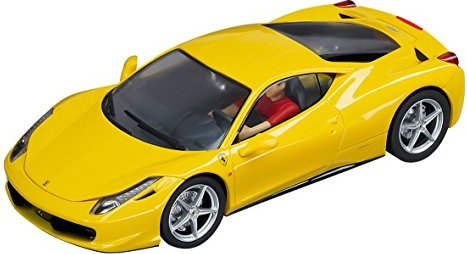 Carrera - Digital 132 Auto - Ferrari 458 Italia yellow (30540) -- via Amazon Partnerprogramm