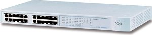 3Com SuperStack 3 Switch 4400 PWR, 24-port, managed (3C17205)