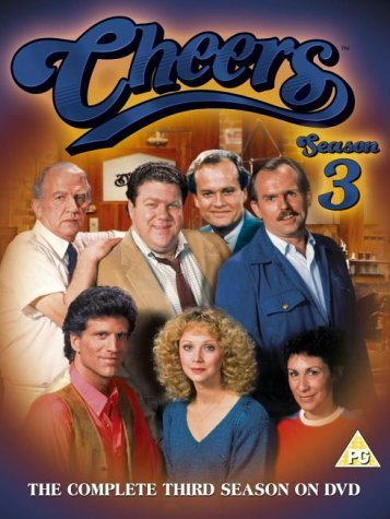 Cheers Season 3 (UK) -- via Amazon Partnerprogramm