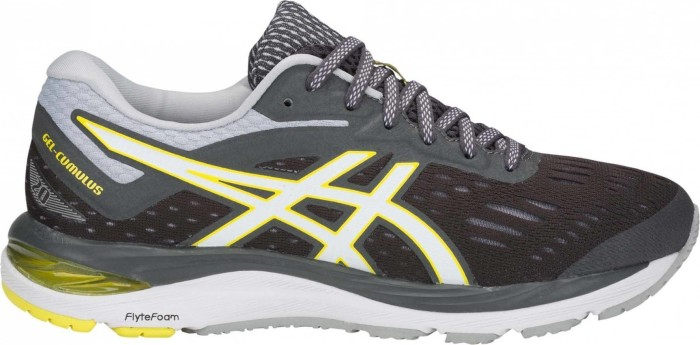 Asics Gel-Cumulus 20 dark grey/white (Damen) (1012A008-021)