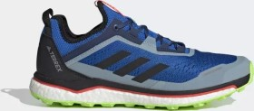 adidas Terrex Agravic Flow glory blue/core black/signal green (Herren) (EF2115)