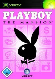 Playboy - The Mansion (niemiecki) (Xbox)