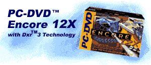 Creative PC-DVD Encore 12x