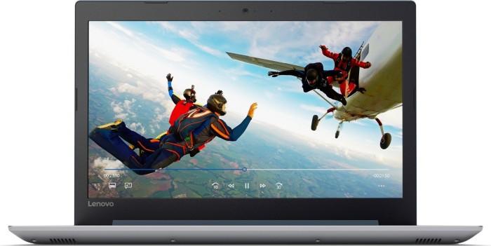 Lenovo Ideapad 320-15ISK blau, Core i3-6006U, 4GB RAM, 1TB HDD, GeForce 920MX, Windows, DVD, PL (80XH01PLPB)