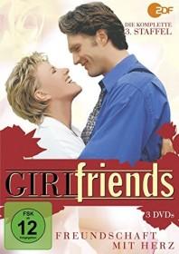 Girlfriends - Freundschaft mit Herz Staffel 3 (DVD)