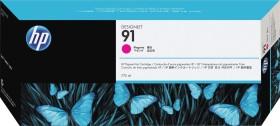 HP Tinte 91 magenta (C9468A)