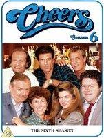 Cheers Season 6 (UK) -- via Amazon Partnerprogramm