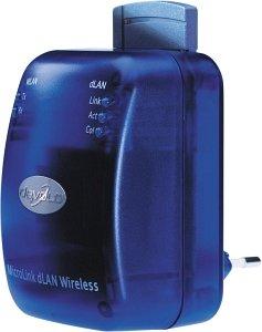 devolo MicroLink dLAN Wireless, WLAN (1113)