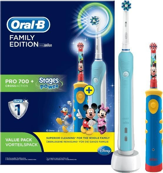 braun oral b pro 700 family edition 179221 eu. Black Bedroom Furniture Sets. Home Design Ideas