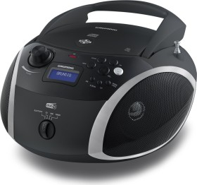 Grundig RCD 1550 BT DAB+ schwarz (GPR1050)