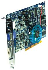 Guillemot / Hercules 3D Prophet FDX 8500 LE, Radeon 8500, 128MB DDR, DVI, TV-out, AGP, Bulk (4860226)