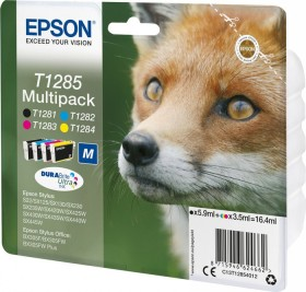 Epson ink T1285 multipack (C13T12854010)