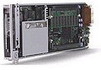 HP ProLiant BL10e, Pentium M 1.00GHz, 512MB (333773)