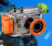 Casio EWC-40 underwater case