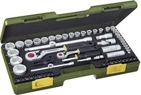 """Proxxon wrench set 1/4"""" 1/2"""", 65-piece. (23286)"""