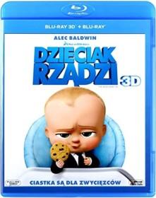The Boss Baby (3D) (Blu-ray) (UK)