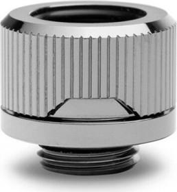 """EK Water Blocks Quantum Line EK-Quantum Torque HDC 14 Fitting 1/4"""" auf 14mm, schwarz vernickelt (3831109815953)"""